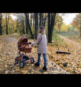 Детская коляска Hot mom 2 в 1