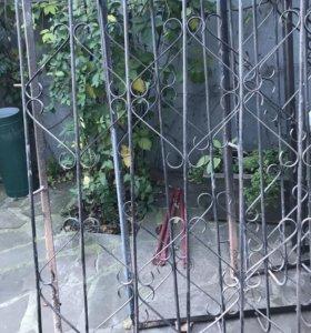 Решетки металлические на окно 140х140