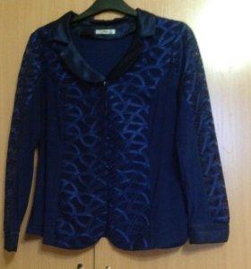 Женская блузка размер 56