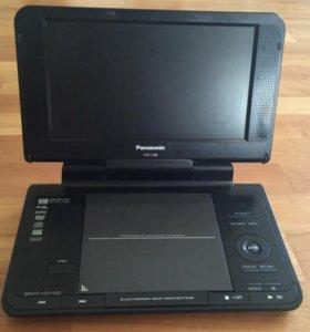 Портативный DVD плеер Panasonic -LS86