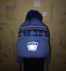 Новая зимняя шапка утеплитель ISOSOFT