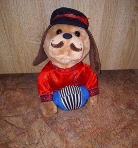 Музыкальная Собачка Ловелас