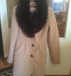 Пальто зимнее,торг