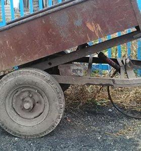 Телега для тракторов и уаз
