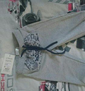 НОВЫЕ штанишки с биркой, 80 размер