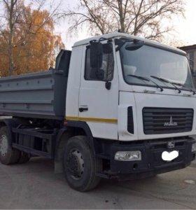 Самосвал МАЗ -5550В3-480-012
