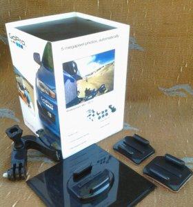 GoPro коробка и аксессуары