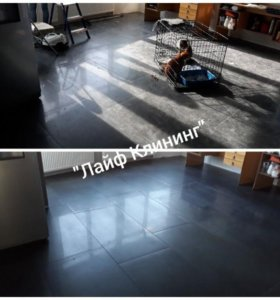 Уборка квартир, помещений, домов