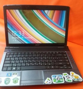 "Ноутбук Aser 14"" Aspire 4740G-333G25Mi"