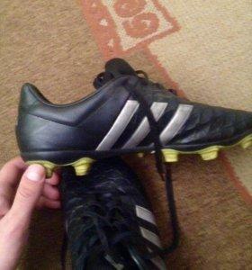 Adidas ACE 15.4 Black/Green
