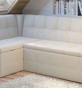 """Кухонный диван """"Домино"""", со спальным местом"""