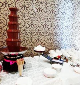 Шоколадный Фонтан Абакан Минусинск
