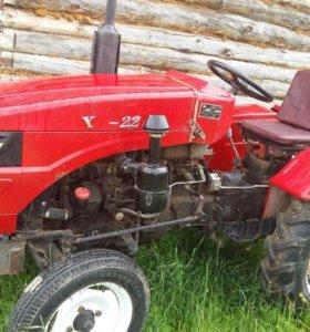 Трактор Синтай, г. в. 2010год.