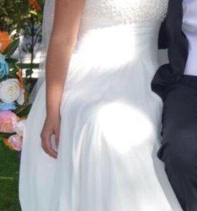 Продаю свадебное счастливое платье