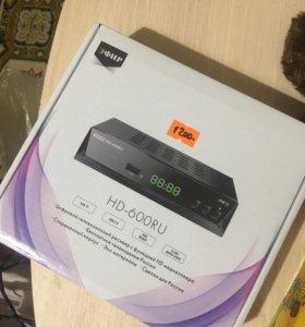 Тв-тюнер, приставка цифрового DVB T2