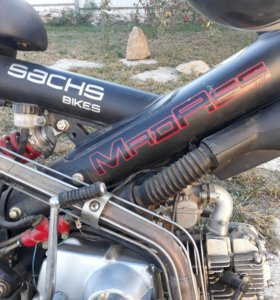 Sachs Madass 125