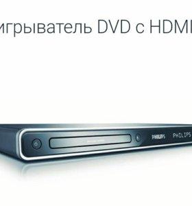 DVD плеер Philips DVP599K/51