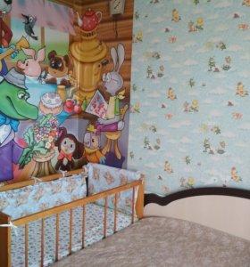 Квартира, 2 комнаты, 45.7 м²