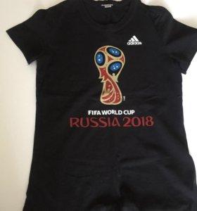 Футболка Адидас чемпионат мира 2018