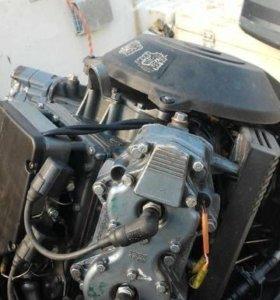 Лодочный мотор ямаха 140