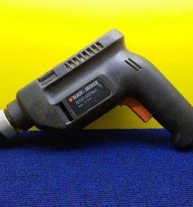 продам электродрель Black Decker BD561