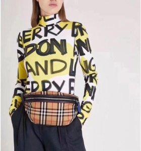 Поясная сумка Burberry / Берберри belt bag