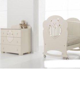 Детская мебель Erbesi Cucciolo