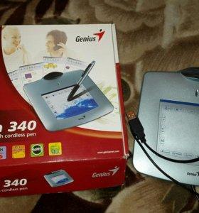 Графический планшет G-Pen 340