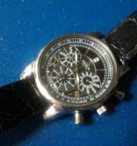 "Часы ""НИКА"" серебро 925"