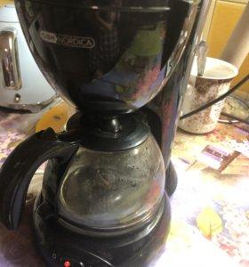 Кофеварка новая NOSDICA