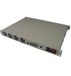 Ибэп-220/48В-12А-2/2(400) -1U LAN