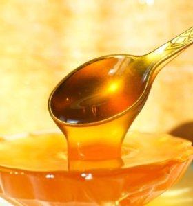 Мёд настоящий