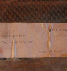 Дефлектор капота Toyota Land Cruiser Prado 120