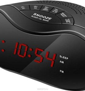 Часы с радио HYUNDAI H-RCL160