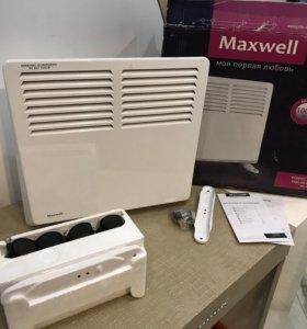 Тепловентилятор конвекторный Maxwell MW-3472