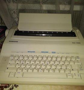 Печатная машинка Samsung