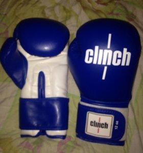 Перчатки доя бокса
