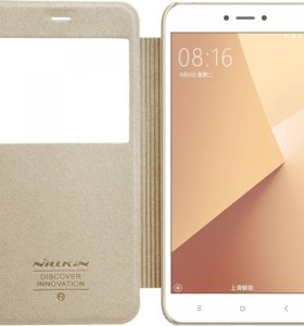 Чехол Nillkin для Xiaomi Redmi Note 5A Pro