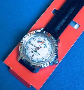 Часы механические Командирские ВМФ
