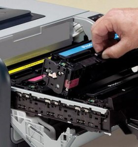Заправка и ремонт лазерных принтеров, копиров, мфу