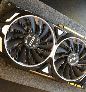 Продаю видеокарту MSI Geforce GTX 1080 Ti 11GB