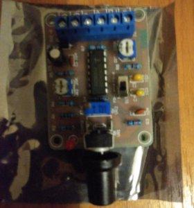 Генератор колебаний на IC8038