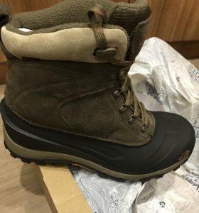 мужские ботинки зимние