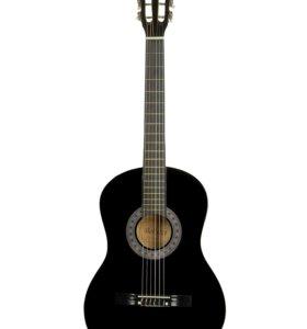 Новая Классическая гитара Belucci BC3805 BK