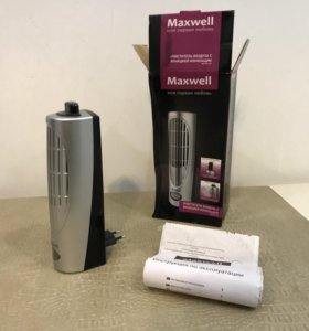 Очиститель воздуха с ионизацией Maxwell 3601