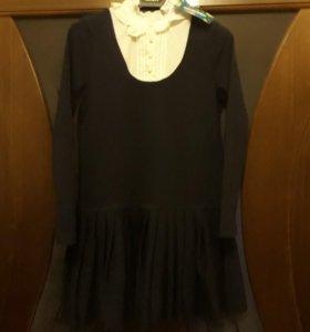 Платье новое для школы