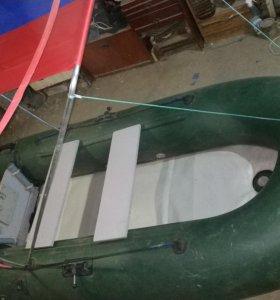 Лодка пвх Соната 285 F килевая