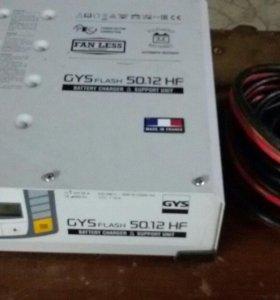Зарядное устройство с функцией восстановление акб