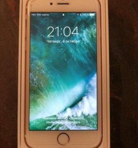 iPhone 6s 32gb rose gols