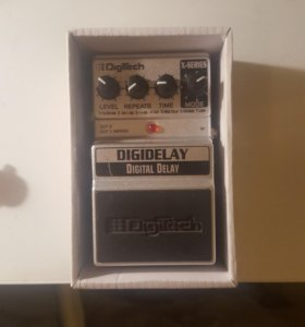 Педаль эффектов Digitech delay